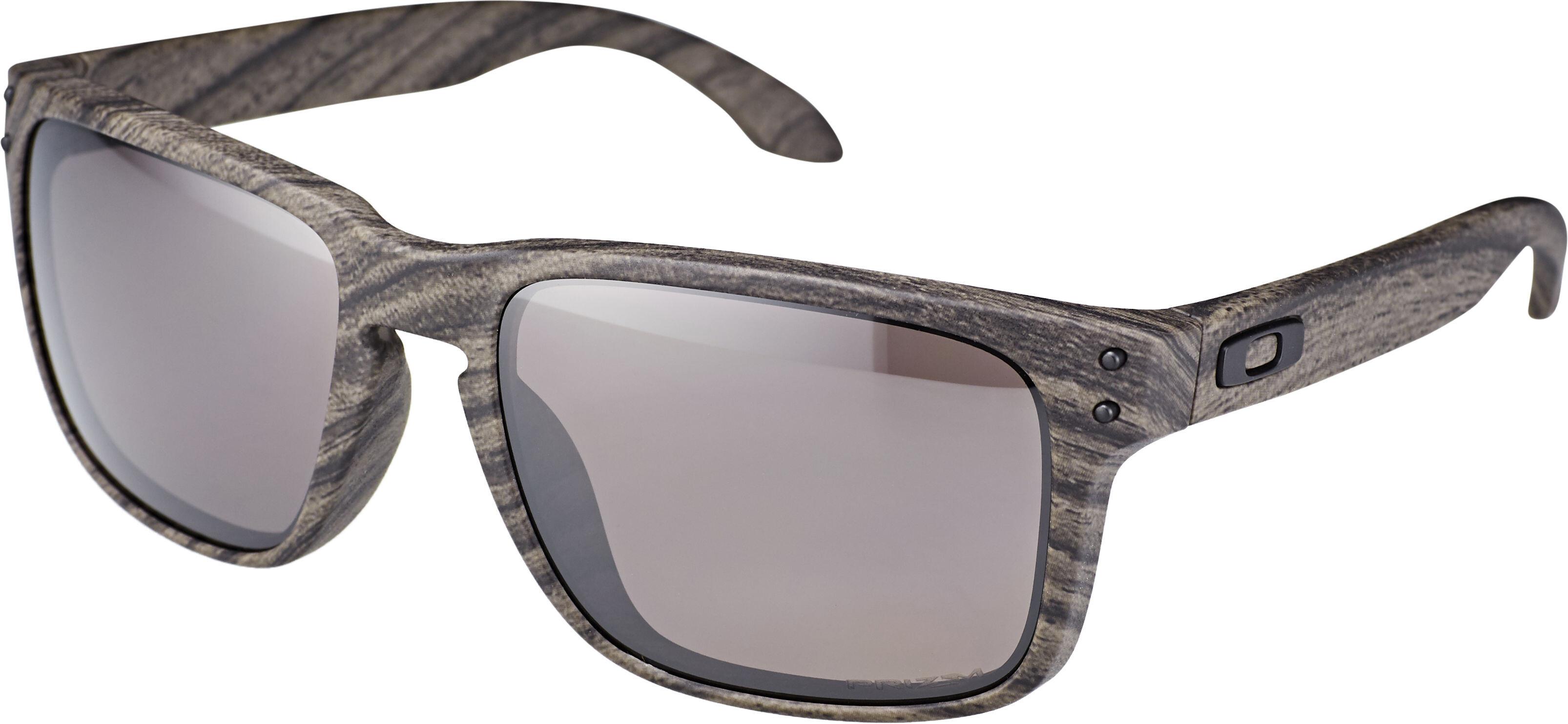 34346e7bbfa4 Oakley Holbrook Sunglasses woodgrain/prizm daily polarized at ...